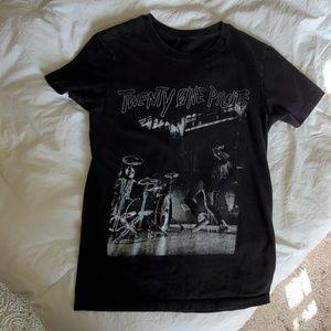 Band Tshirt - Twenty One Pilots
